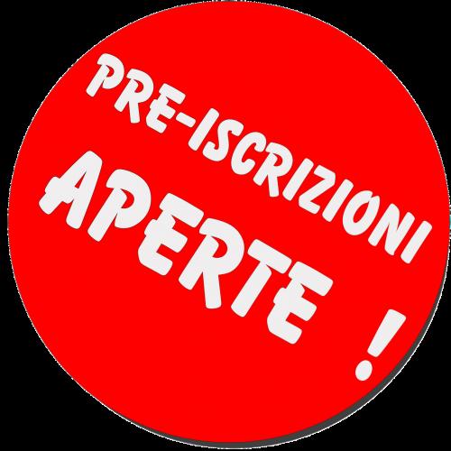PREISCRIZIONI ANNO SCOLASTICO 2014/15