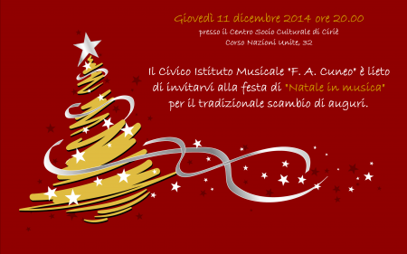 Natale in musica 2014