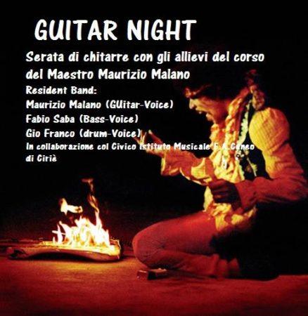 Notte chitarre Malano